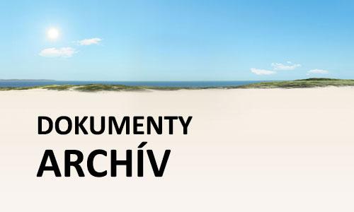 Archív dokumenty BRÖTJE